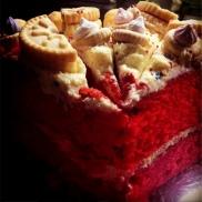 Cherry Reds Cake